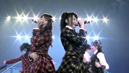 AKB48コンサート「サプライズはありません」アンダーガールズ「君のことが好きだから」