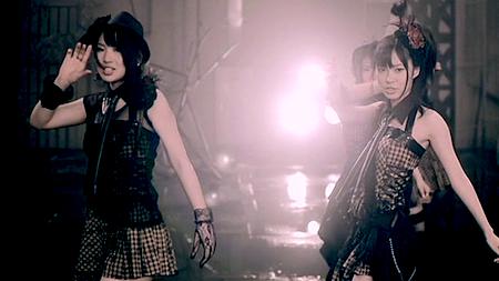 AKB48 13thシングル c/w アンダーガールズ「飛べないアゲハチョウ」PV