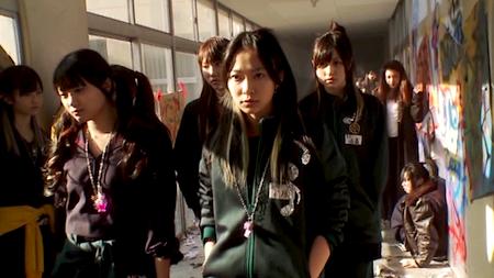 マジすか学園2 オープニングテーマ「ヤンキーソウル」PV