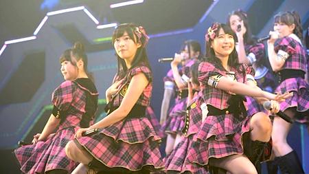 思い出せる君たちへ HKT48「博多レジェンド」公演