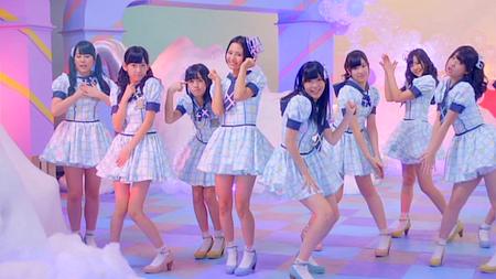 HKT48 デビューシングル「スキ!スキ!スキップ!」 pv