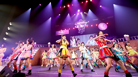 HKT48九州7県ツアー~可愛い子には旅をさせよ~/大分iichikoグランシアタ 2014年1月11日
