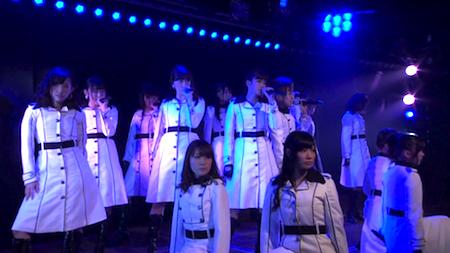 AKB48 チームA 6th Stage「目撃者」公演「目撃者」