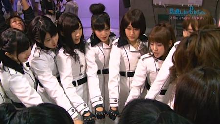 見逃した君たちへ AKB48 team A6th「目撃者」公演 2011年5月31日