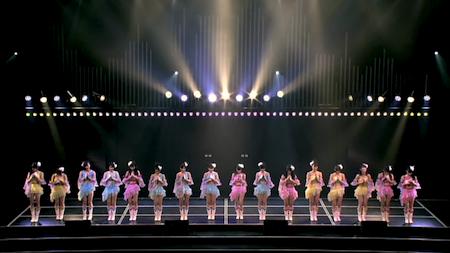 見逃した君たちへ AKB48 team B4th「アイドルの夜明け」公演